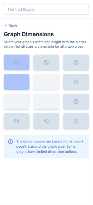 Create a custom report, dimensions
